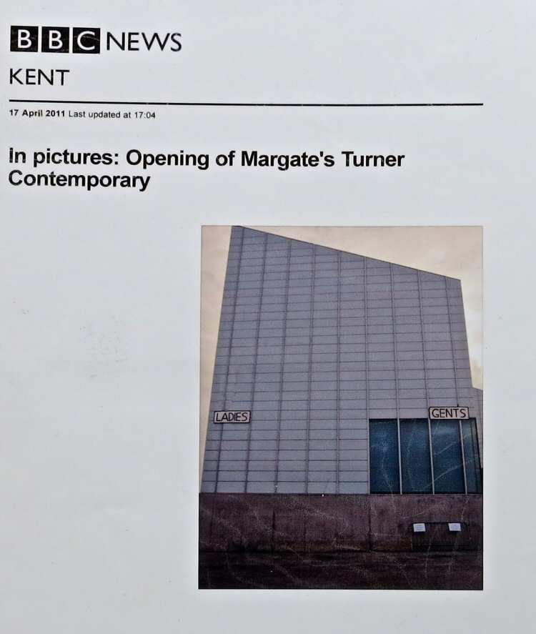 Turner Gallery, Margate